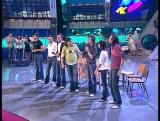 Обычные люди - Конкурс одной песни (КВН Высшая лига 2008. Первая 1/4 финала)