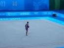 ЛУ 2011. Индивидуальное многоборье. Дарья Дмитриева - мяч