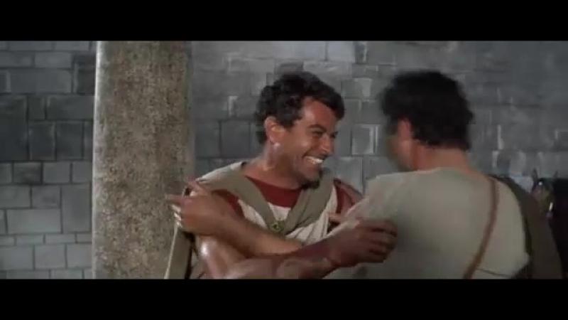Спартанцкий юмор (300 Спартанцев 1962 год нашей эры)