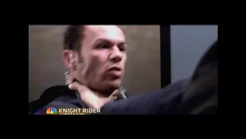 Рыцарь дорог/Knight Rider (2008 - 2009) Тизер (сезон 1)