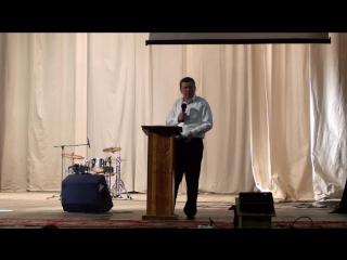 Слово Пастыря. 13.05.2012г.Петрозаводская церковь Новая Жизнь