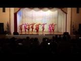 Танец дагестанских девушек (Душой исполненной полет 2015)