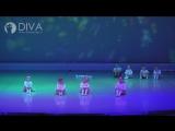 Детские танцы от DIVA Studio, хореограф Ксения Чурилова