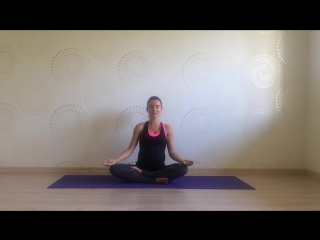 Кундалини йога с Анастасией Ханда. Настройка