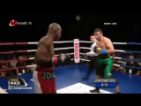 2015-08-15 Glen Johnson vs Avni Yildirim (vacant WBC International Silver Light Heavyweight Title)