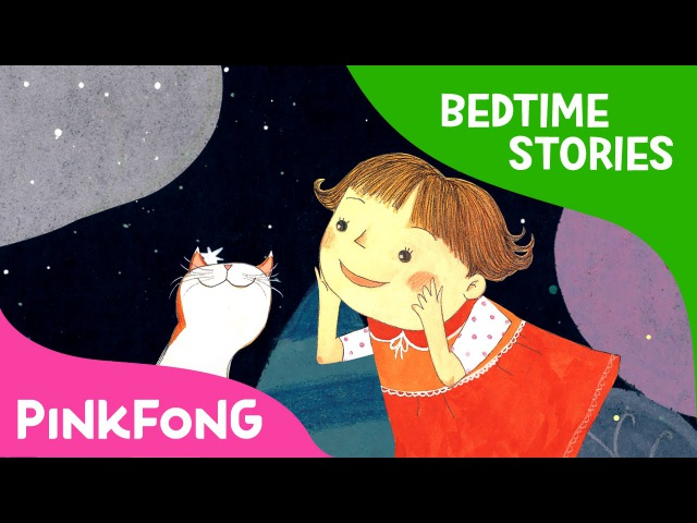 Luna the Moon   Bedtime Stories   PINKFONG Story Time for Children
