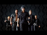 Final Fantasy 15 Gameplay Demo - IGN Live: E3 2016
