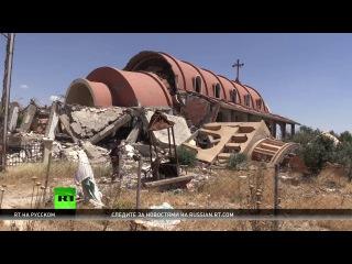 Новая жизнь без ИГ: курды освободили ассирийские поселения от боевиков ИГ