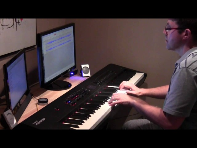 Emmanuelle 2 (Soundtrack) - Francis Lai - Piano Cover