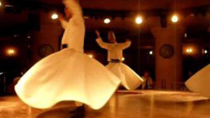 Турция Каппадокия Кружащиеся дервиши Turkey Cappadocia Whirling dervishes