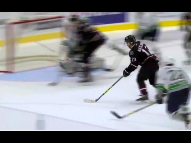Ivan Nikolishin WHL season 2015-2016 Red Deer Rebels (spt/oct/nov)