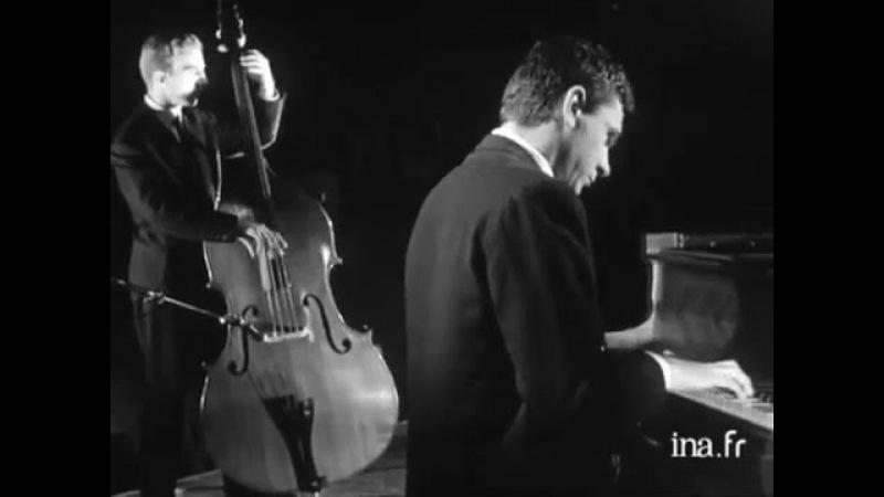 « Django » par Sacha Distel, René Urtreger, Paul Rovère, Jean-Louis Viale (1958)