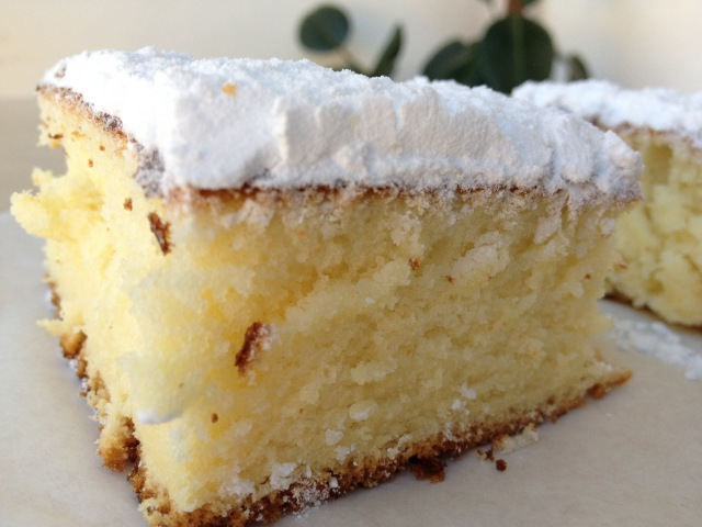 Кекс на Сливках ( Очень Нежный) Простой Рецепт | Homemade Pie Recipe, English Subtitles