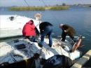 Шторм в Калининградский областной яхт-клуб