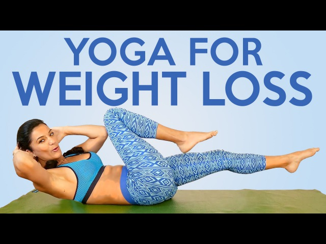 Sanela's Yoga for Weight Loss Flexibility! 20 Minute Beginners to Intermediate Workout
