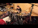Peter Wildoer tracking drums for James LaBrie - Impermanent Resonance, February 2013_Episode 1