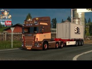 [ETS2] Scania R620 Theo Hoks v3 Cabin DLC
