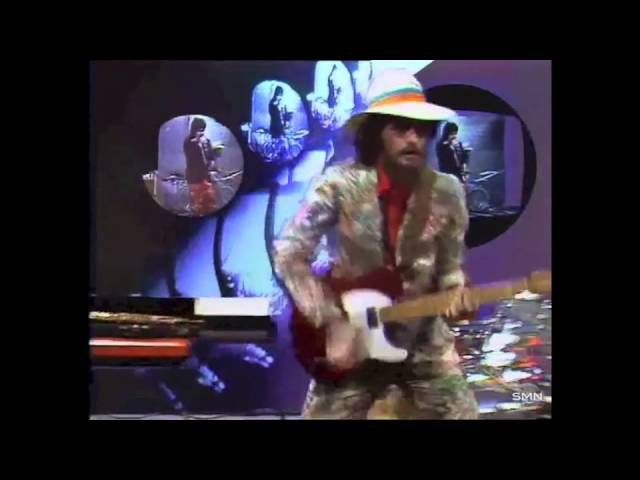 CAPTAIN BEEFHEART - Im Gonna Booglarize You Baby (Live HQ TV Performance On Beat-Club) | © 1972