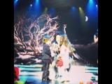 """Филипп Киркоров on Instagram: """"Шоу Я я посвятил моим детям. Пять грандиозных премьерных концертов в Кремле за спиной. А теперь Мартину и Алле-Виктории пора спать ;)"""""""