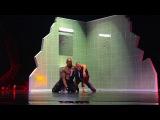 Танцы: Настя Вядро и Артур Астман (Би-2 – Дурочка) (сезон 2, серия 18)