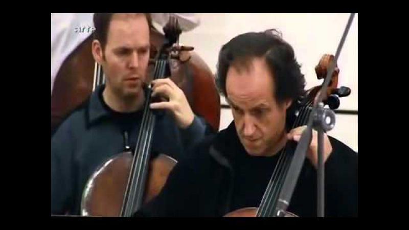 Bach Piano Concerto BWV 1055 A major David Fray