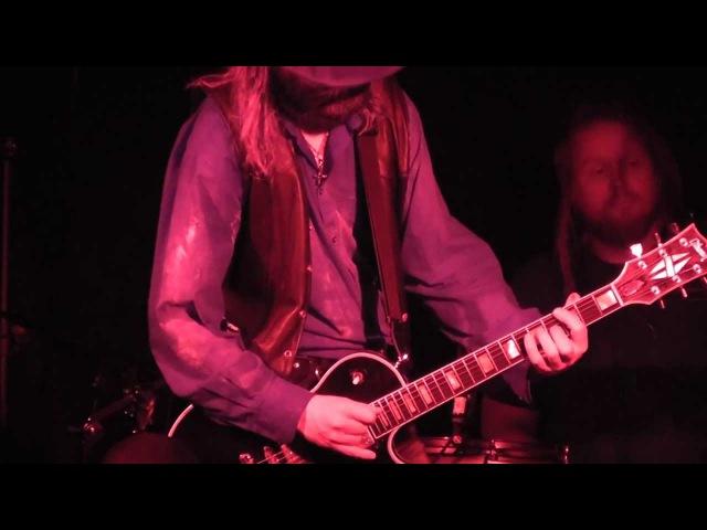 Solstafir LIVE Svartir Sandar - Vienna, Austria - 2013-03-10