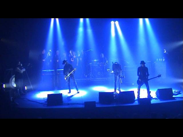 Sólstafir - Svartir Sandar (Live @ Gamla Bíó 09.02.2012)