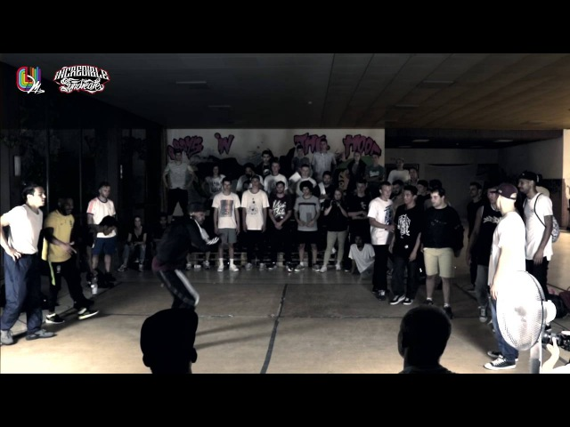 Final Toxic FR vs Tru Babas GER @ Incredible Syndicate 20 Years Anniversary