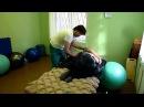 Техника перемещения больного по кровати при помощи скользящей простыни трансфер