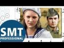 Как играть на гармони Фокстрот (из к/ф Ещё до войны) | How to play Foxtrot on accordion | SMT Pro
