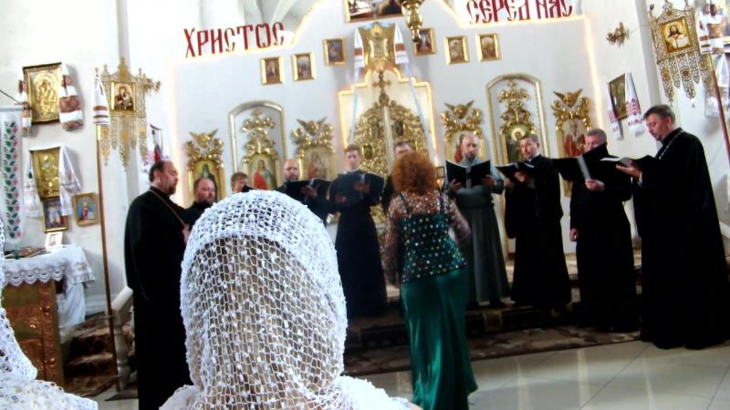 Хор духовенства рівненської єпархії АНАФОРА