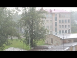Дождь во дворе муз. Павел Смеян