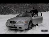 Тест - Обзор Acura TL 3.2