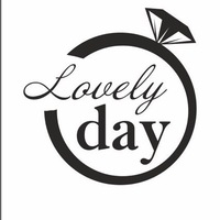 Логотип Lovely Day. Event- studio. Организация свадеб