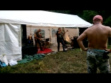 Fire Stayer на Мотосемье-2016 - Песни Мёртвых (Мастер cover)