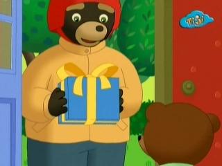 Приключения бурого медвежонка - 38. День рождения бурого медвежонка