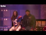 Tim Tebow as Rocky Balboa performs Survivors Eye of the Tiger - Lip Sync Battle