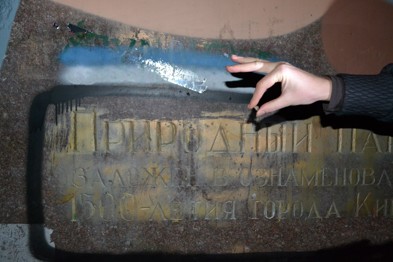 Ночь. Лысая гора ( Выдубичи ) 26.1115 г. Елена Руденко PKfPQMeGhBc