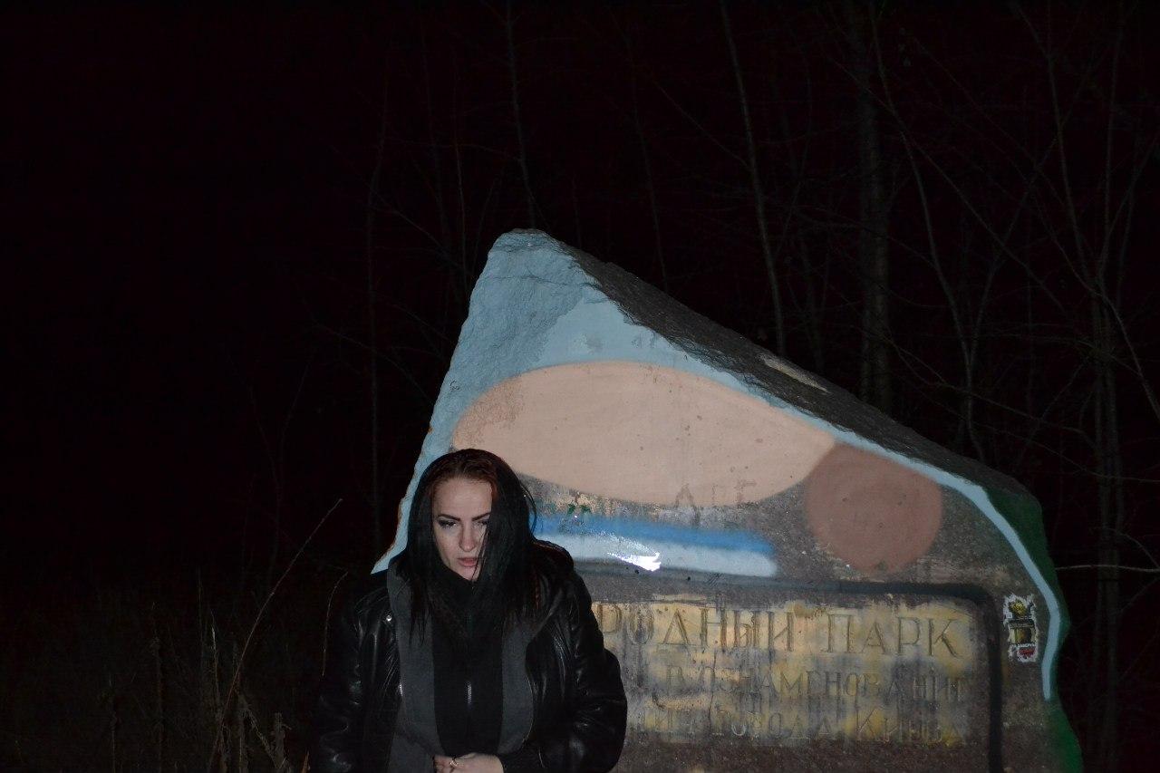Ночь. Лысая гора ( Выдубичи ) 26.1115 г. Елена Руденко Pfh2uB5Lodw
