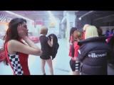 AOA - Give me the love feat. TAKANORI NISHIKAWA (T.M.Revolution) MV making