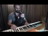 Bearded Piano - Lullaby to my Baby