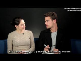 Интервью | BuzzFeed (русские субтитры) | 14.03.2016
