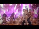 Nicki Minaj reaction on Jennifer Lopezs performing Anaconda AMA