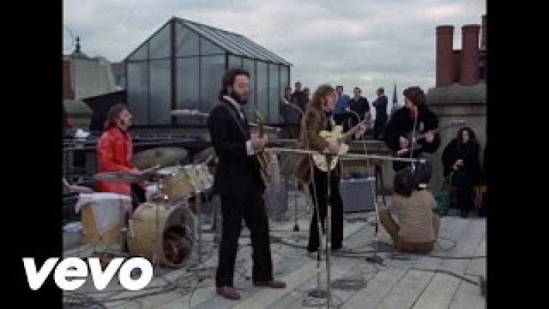 The Beatles Don't Let Me Down