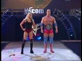 Trish Stratus & Kurt Angle vs Triple H & Stephanie McMahon + Stone Cold Steve Austin
