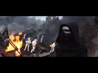 Звездные войны: Эпизод 7 - Пробуждение Силы | ТВ-ролик №5 к фильма (2015) (HD)