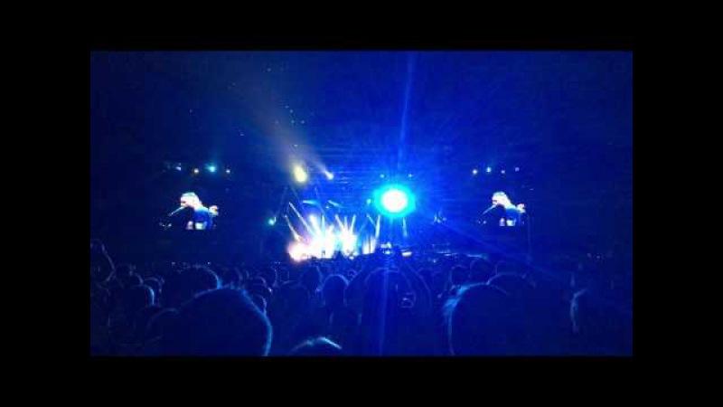 Muse - Knights of Cydonia, live Kyiv Kiev 08.07.16 U-Park Festival