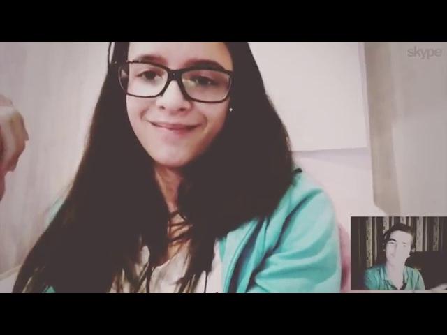Skype ( Like a boss ) :D