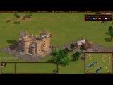 Казаки снова война дип на 135 тике, случайная карта