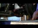How to replace Citroen Saxo drive shaft CV gaiter boot